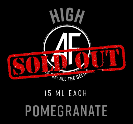 high pomegranate 15 sold out
